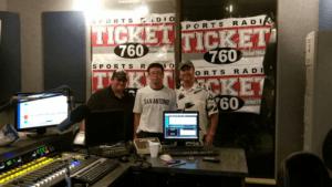Chris Duel, Joe Garcia, Taro Kotani