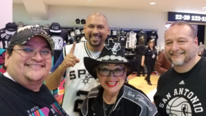 The Spurs Lady