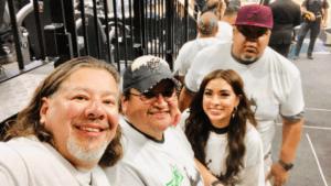 Alex Davilla, Joe Garcia, Carolina Teague